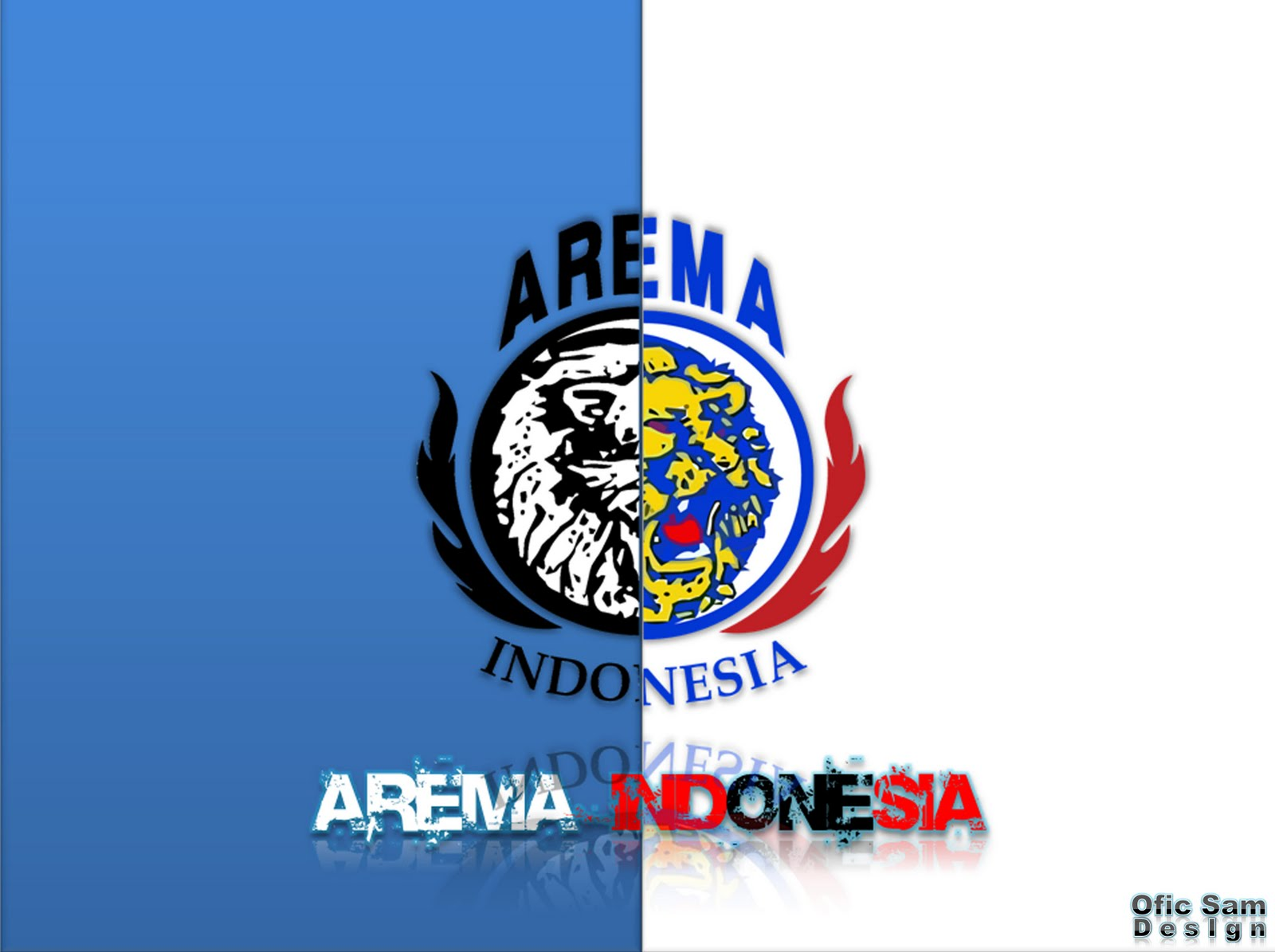 11 EAGLE  Wallpaper AREMA Indonesia