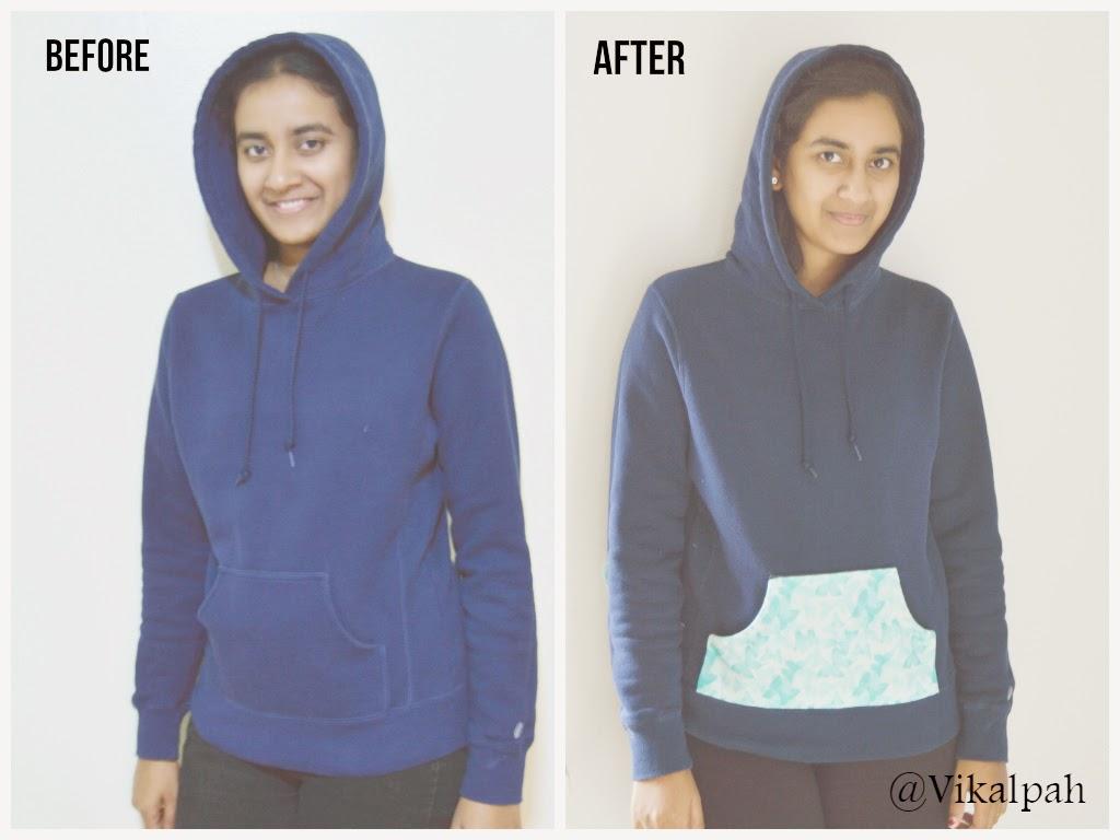 Vikalpah: How to add style to your boring plain sweatshirt