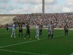Botafogo-PB perde de virada para o ASA de Alagoas no estádio Almeidão