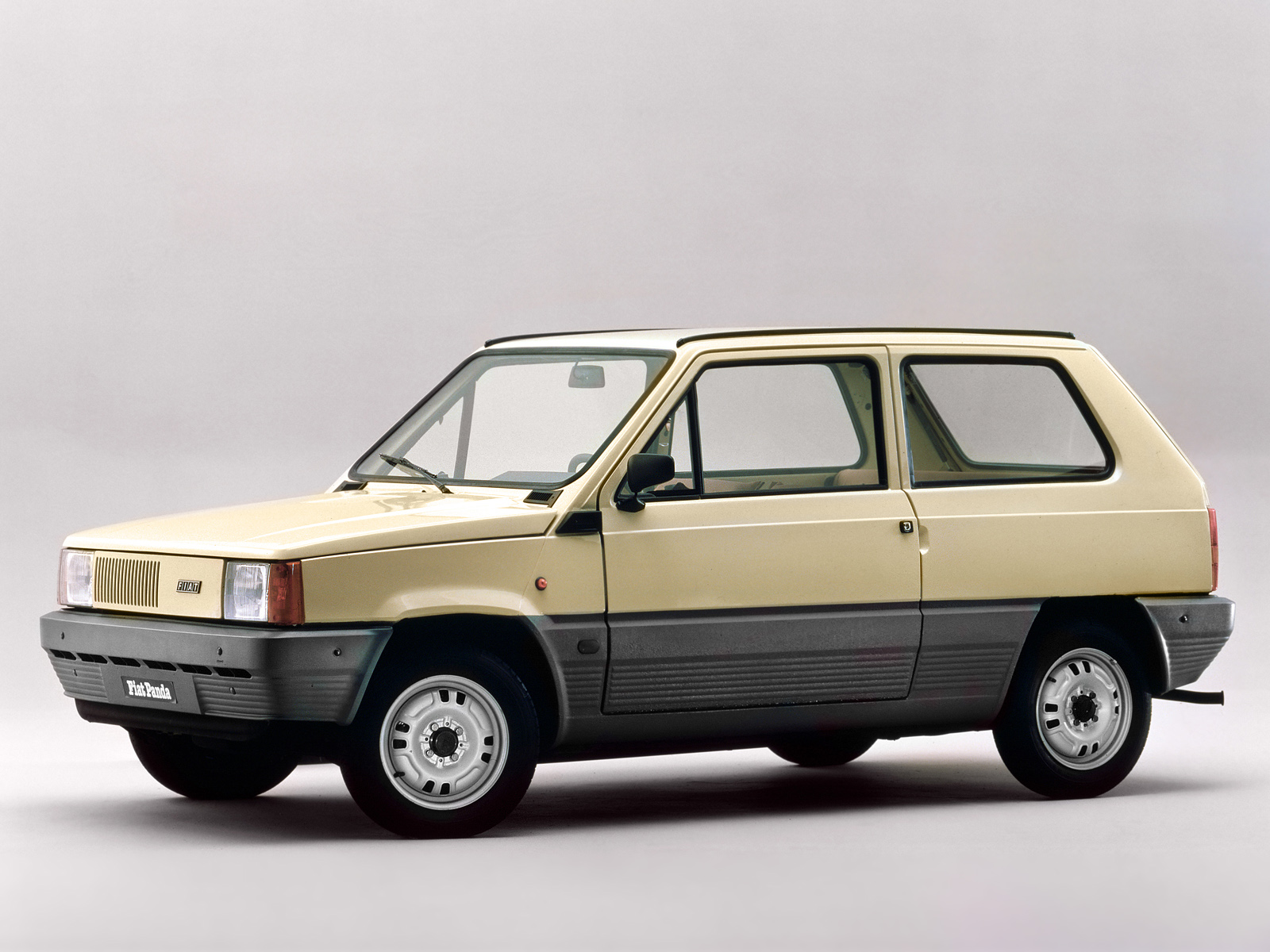 Motor Sport Fiat Panda 1980