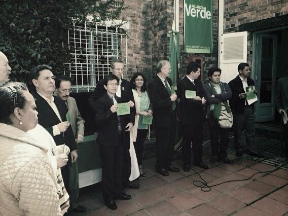 Alianza Verde