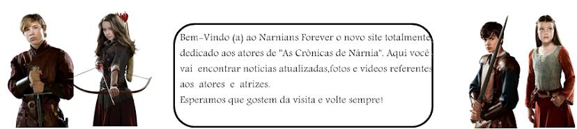 Narnians Forever // Sua melhor fonte sobre Nárnia