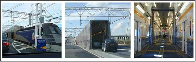 Eurotunnel services
