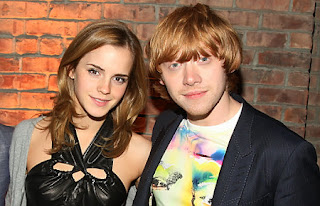 Rupert Grint Girlfriend