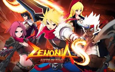 Review dan Download : Zenonia S - Rifts In Time (Online)