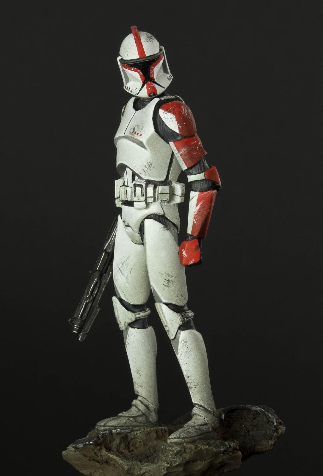 Art Pictoria: Clone Trooper (Artículo)