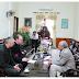 Đức Ông Franz Joseph - Giám đốc Chủng viện Graz (Áo) thăm Giáo phận Vinh