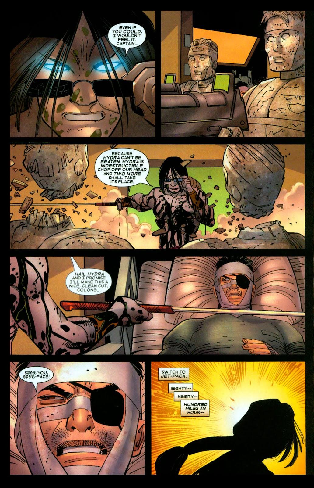 Read online Wolverine (2003) comic -  Issue #31 - 8