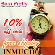 Get 10% Off at BornPretty by Typing This Code When You Check Out!