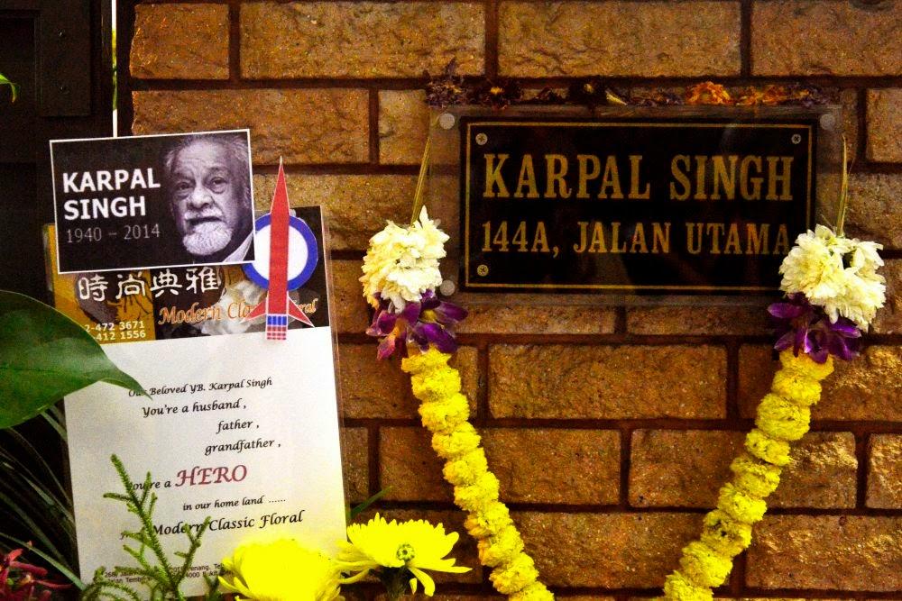 rumah Karpal Singh