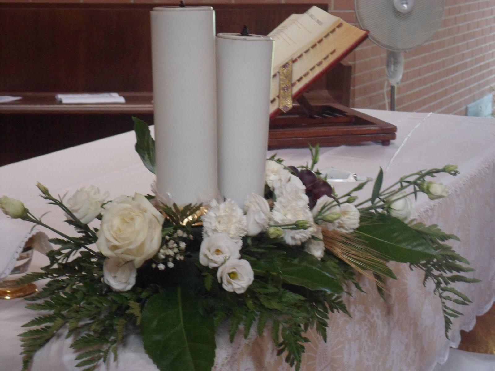 arte floreale per la liturgia