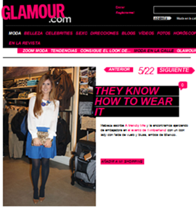 A TRENDY LIFE EN GLAMOUR