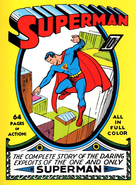 Superman Cover Gallery Part