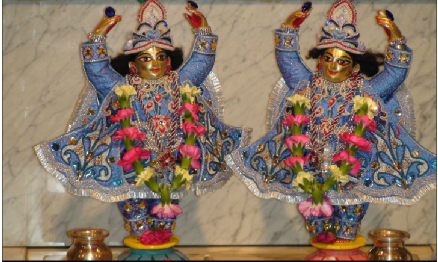 ISKCON Temple Towaco (NJ), USA
