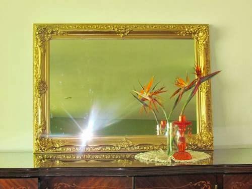 Galpon lounge espejos con marcos antiguos franceses - Marcos espejos antiguos ...