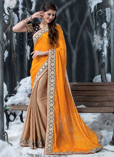 Summer Season's Best Saree Designs 2015-2016