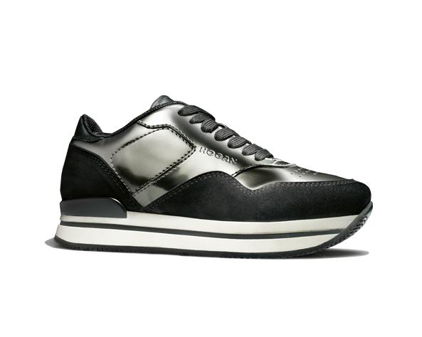 Hogan propone nella sua ampia collezione scarpe autunno inverno 2013-2014  le sue iconiche sneakers Interactive ed Attractive interpretate seguendo i  nuovi ... 21739af7c1c