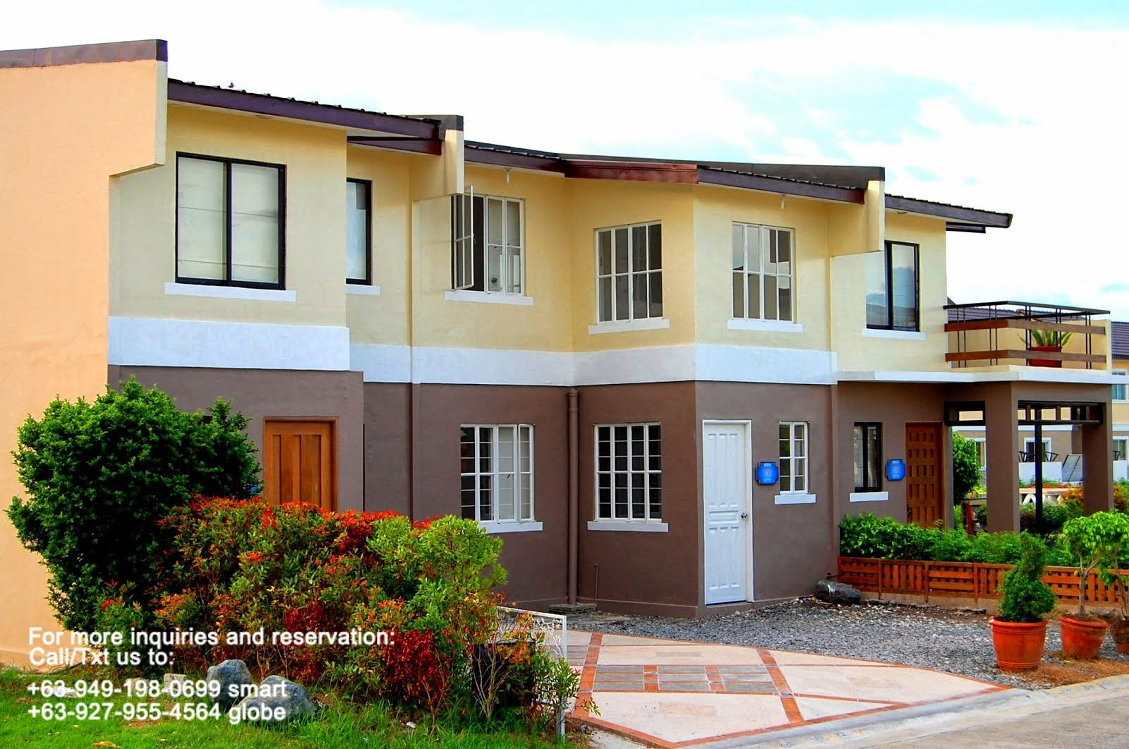 House for sale in lancaster estates cavite lancaster new for New model house photos