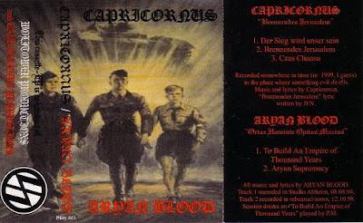Capricornus & Aryan Blood - Ein Kampf, Ein Sieg! (1999)