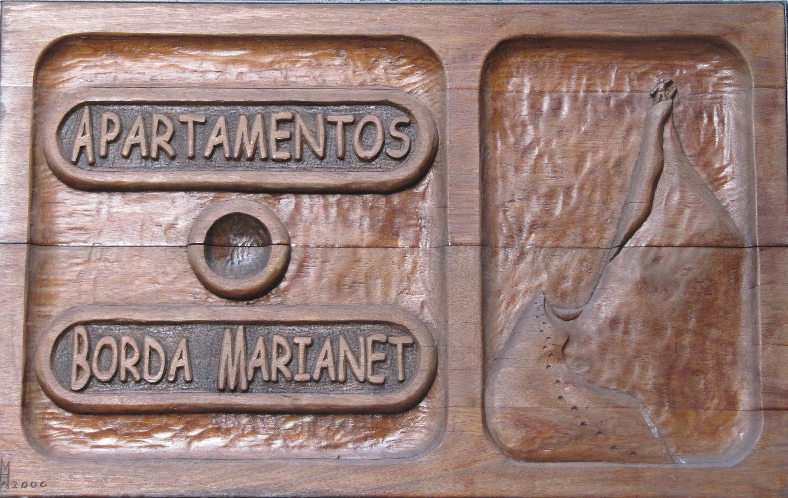 BORDA MARIANET