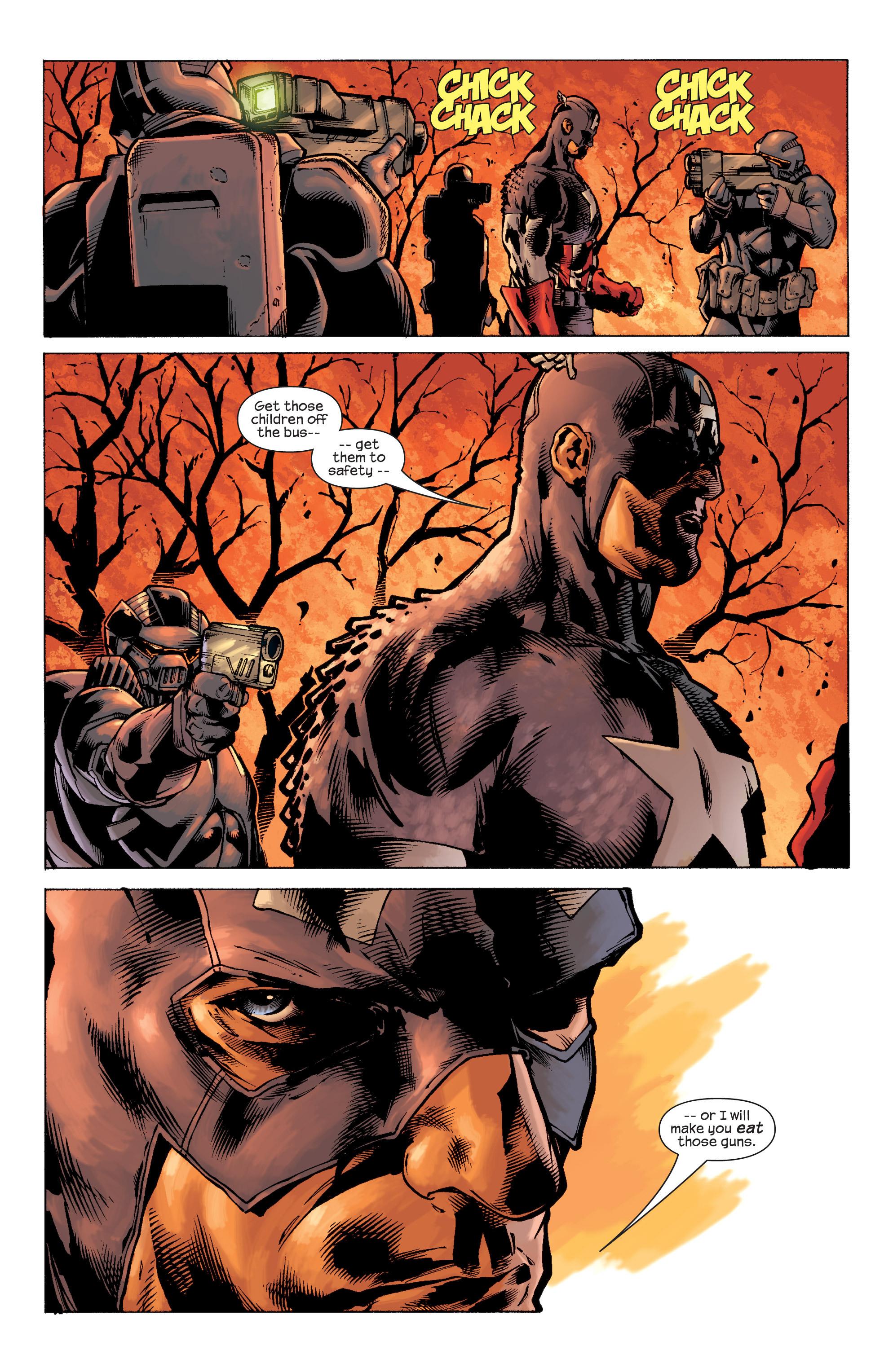 Captain America (2002) Issue #9 #10 - English 6