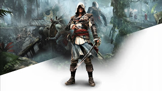 Assassins Creed IV Black Flag Game HD Wallpaper