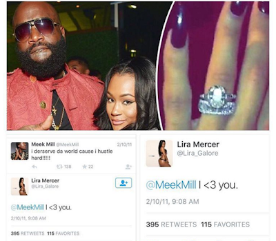 Rick Ross and Lira Galore Call Off Engagement