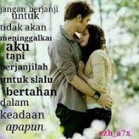 dp bbm romantis