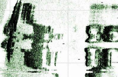 La Atlántida hallada: Imágenes de sonar de mega-estructuras en el fondo marino
