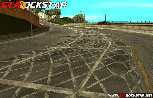 GTA SA - ROSA Project Final Release (Texturas em HD)