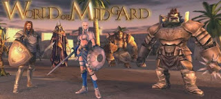 World of Midgard Beta for iPad and Android Devices