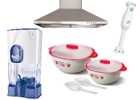 Buy Kitchen Appliances at upto Extra Rs. 500 off