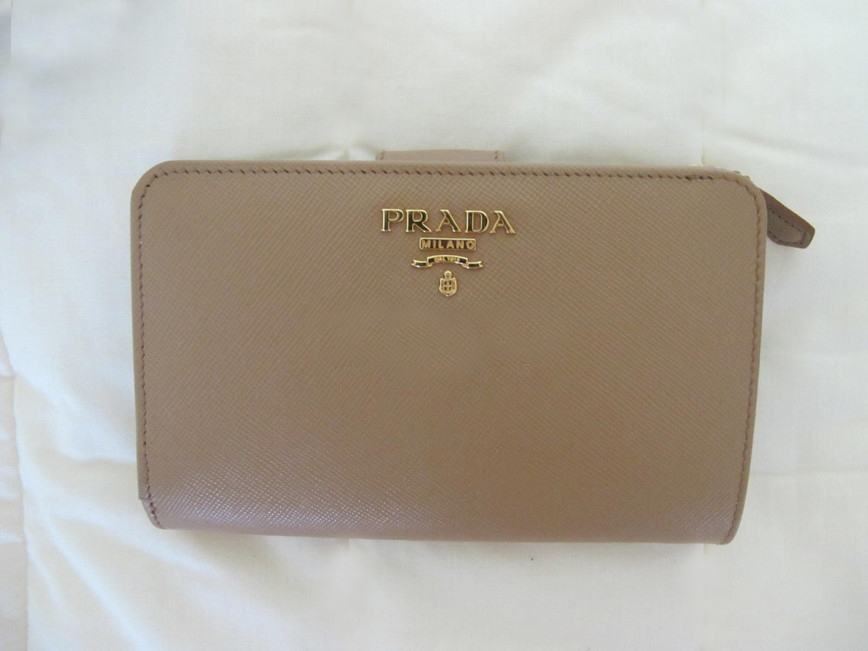 prada gold purse - Amore-Venti: Prada Wallets for Sale (100% Authentic \u0026amp; Brand New ...