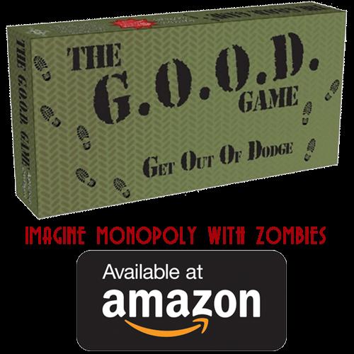 G.O.O.D. Board Game