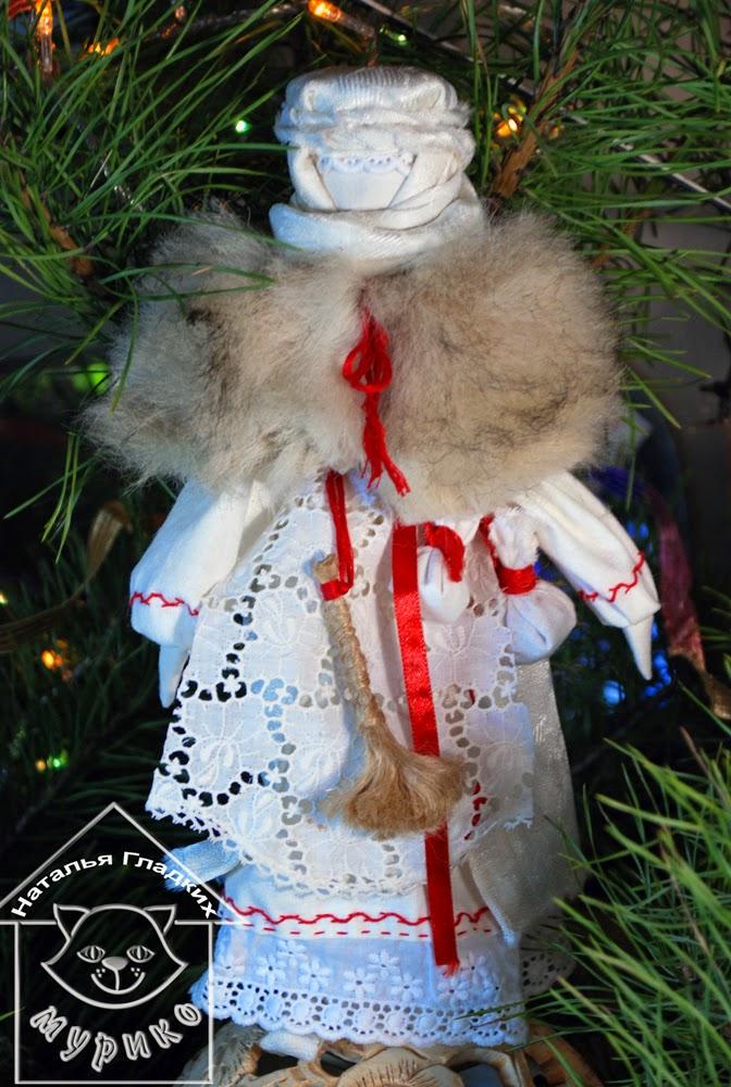 народня кукла, мотанка, лялька мотанка, традиционная кукла, мурико, авторская кукла