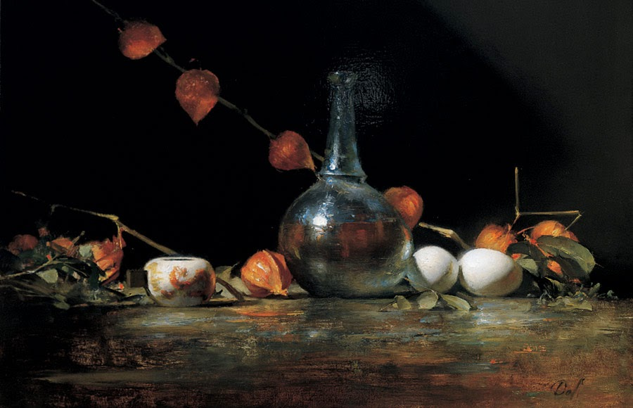 Images Of David Leffel Paintings