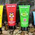 Haul: zestaw Angry Birds od Lumene + Biedronkowe łupy