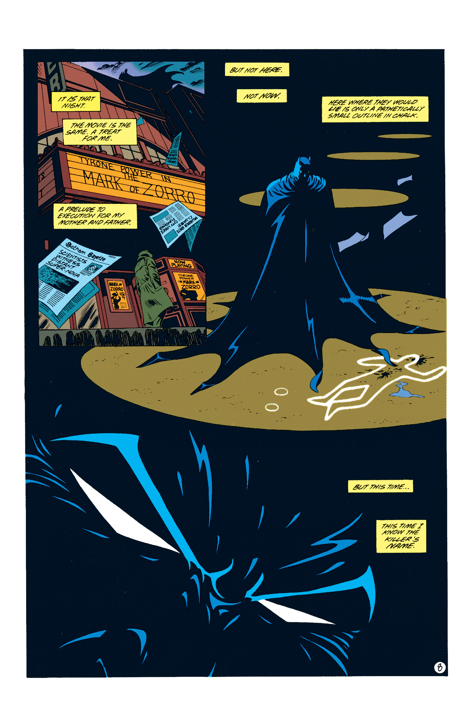 Detective Comics (1937) Issue #678 Page 9
