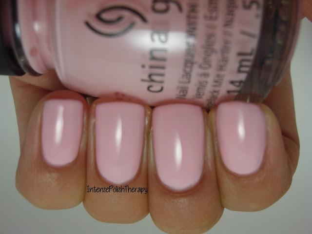 China Glaze - Go-Go Pink