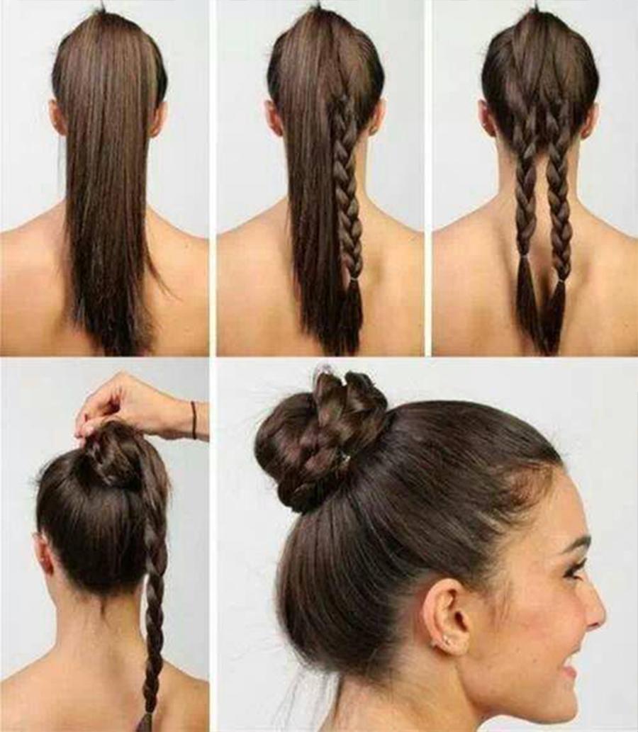 Five Fabulous Hair Style Tutorials