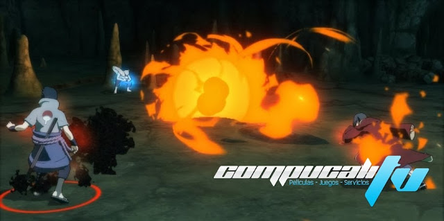 Naruto Shippuden Ultimate Ninja Storm 3 Full Burst Xbox 360 Español