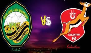 live kelantan vs kedah piala malaysia 2012