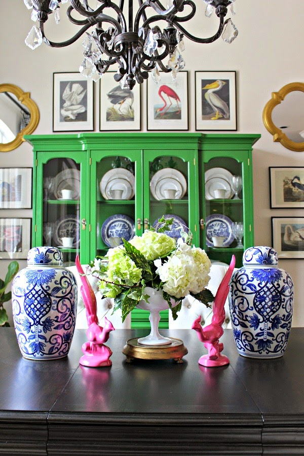 EVERYDAY DINING ROOM TABLE DECOR - Dimples and Tangles