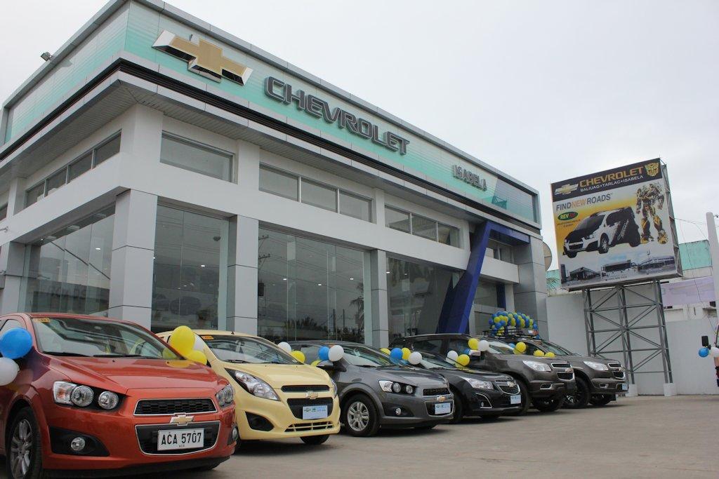 Chevrolet Opens Isabela Dealership | Philippine Car News, Car ...