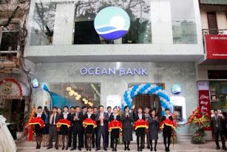 Đề thi tuyển CV hỗ trợ TTQT - Oceanbank 2013