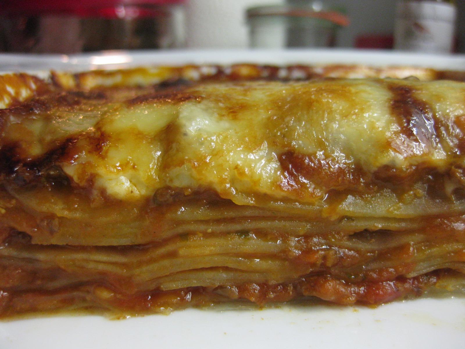 lasagne lag