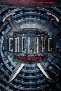 Enclave New YA Book Releases: April 12, 2011