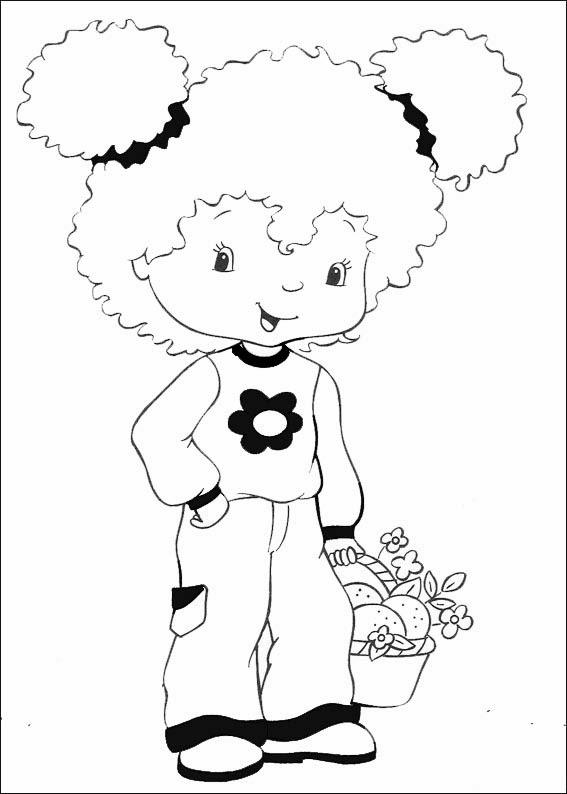 malvorlagen emily erdbeer - Emily Erdbeer-23 - Ausmalbilder und Basteln mit Kindern