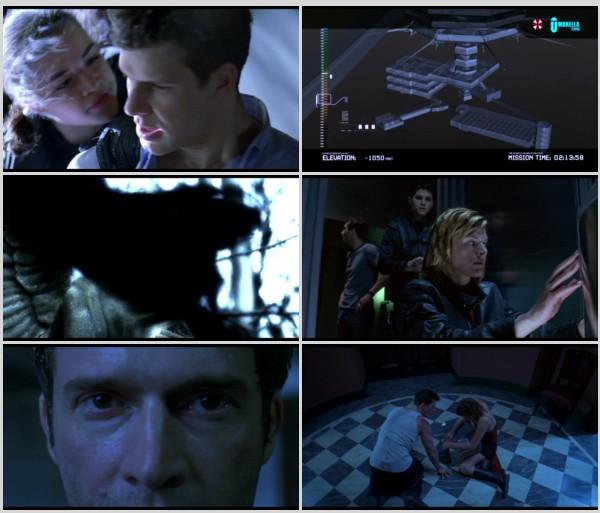 Resident Evil: El Huésped Maldito (2002) BrRip 1080p Latino