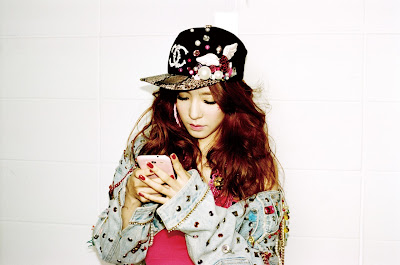 SNSD Tiffany I Got A Boy Wallpaper 2